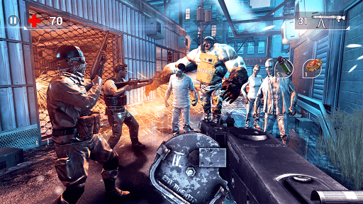 UNKILLED - Zombie Games FPS 2.0.10 screenshots 5