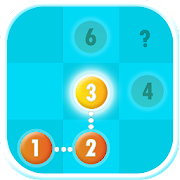 Number Sequence Puzzle Classic Game