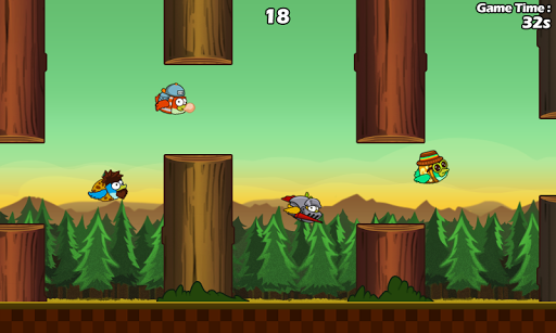 Clumsy Bird screenshot 4