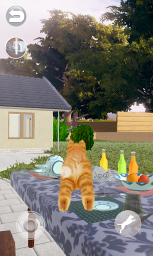 Talking Lovely Cat apkpoly screenshots 8