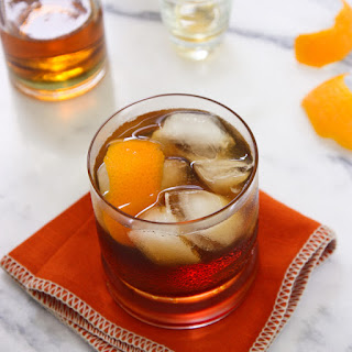 Bacon Bourbon Old Fashioned.