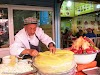 On the Silk Road: Kashgar Old City, China // Street Food, Uighur-style