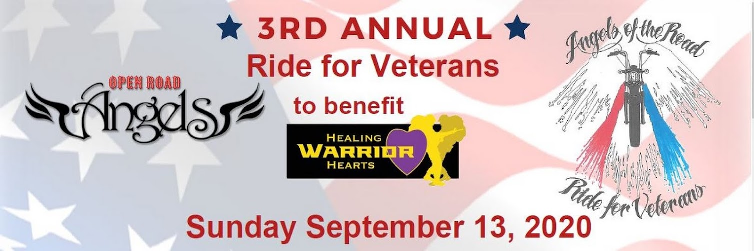 Angels of the Road Ride for Veterans FUNDraiser