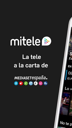 Mitele - Mediaset Spain VOD TV 5.2.0 screenshots 1