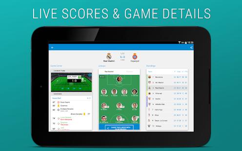 Football Livescore - 365Scores Screenshot 8