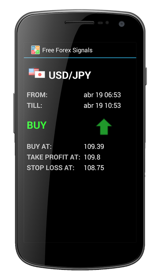 Free accurate forex signal