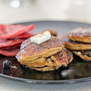 Paleo Pumpkin Pecan Pancakes