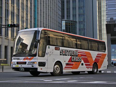 御坊南海バス「サザンクロス」東京和歌山線 ・673
