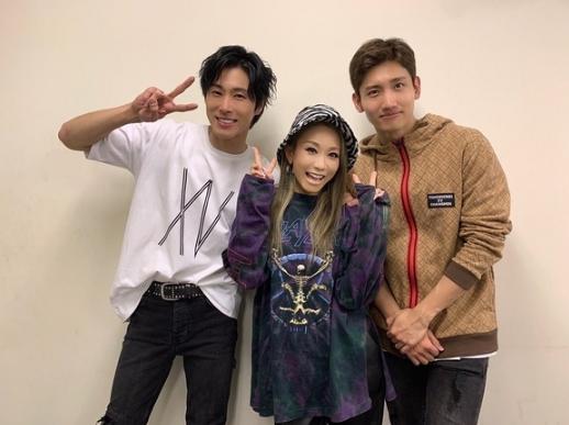TVXQ-And-Koda-Kumi