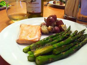 Photo: Yummy Healthy Dinner