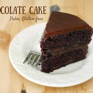 Chocolate Cake (Paleo Gluten-Free)