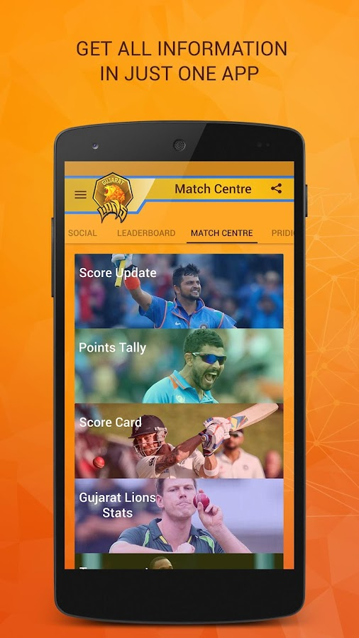 Gujarat Lions- screenshot