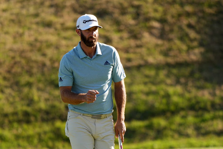 Dustin Johnson of the United States will be the man to beat at Augusta National