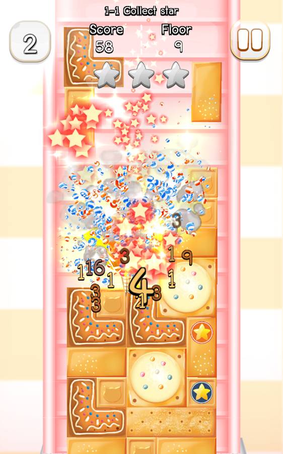 Star Candy - Puzzle Tower- screenshot
