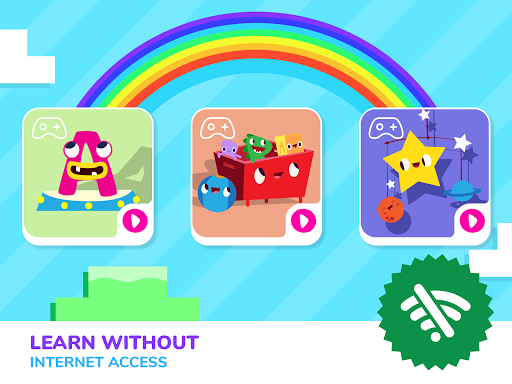 PlayKids - Educational cartoons and games for kids screenshot 10