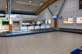 Photo: Flughafen Evenes (Harstad Narvik)