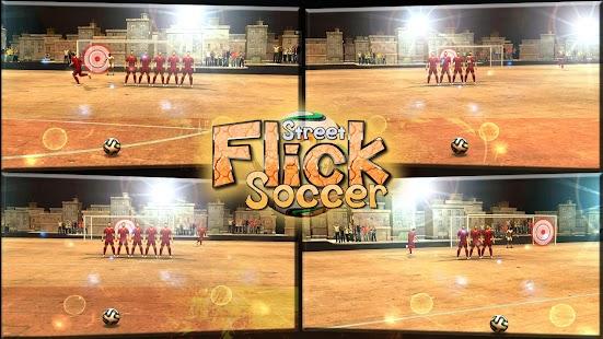 Street Flick Soccer Stars 2017 screenshot
