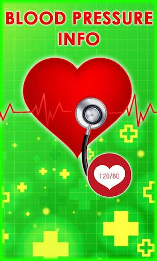 Blood Pressure Info screenshot 3