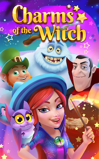 Charms of the Witch - Magic Match 3 Games image   5