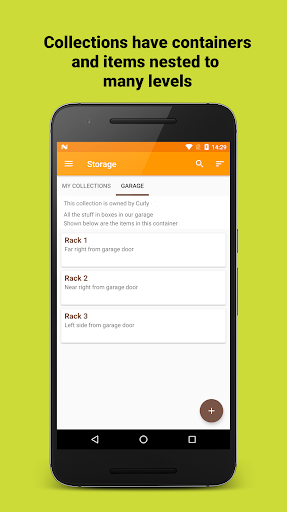 My Storage Manager 3.9.2 screenshots 2