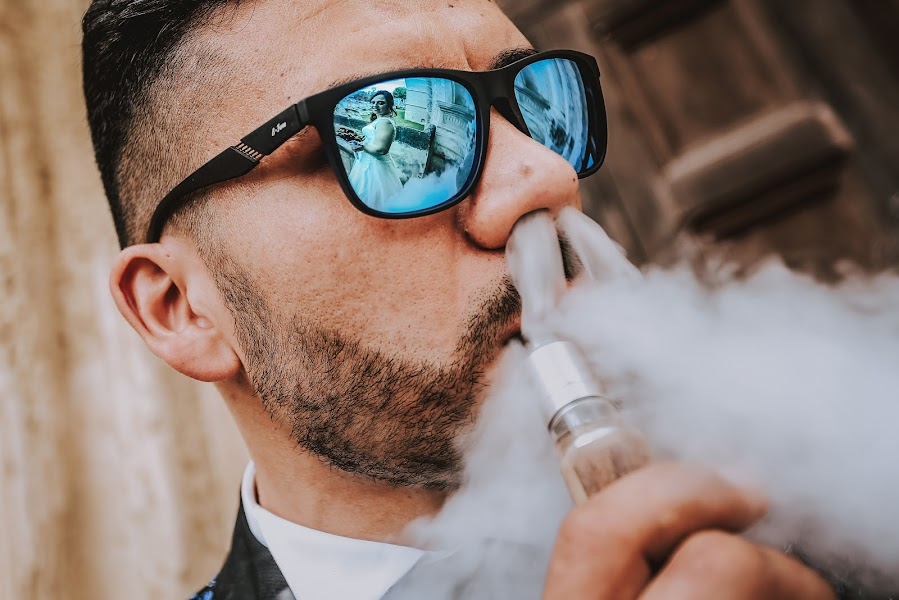 Fotografer pernikahan Alessandro Spagnolo (fotospagnolonovo). Foto tanggal 07.06.2019
