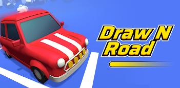 Jugar a Draw n Road gratis en la PC, así es como funciona!