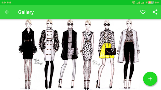 How to Draw Fashion Clothes  screenshots 5