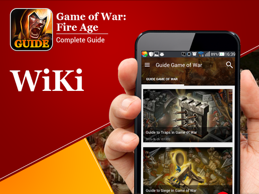 Guide for Game of War Fire Age