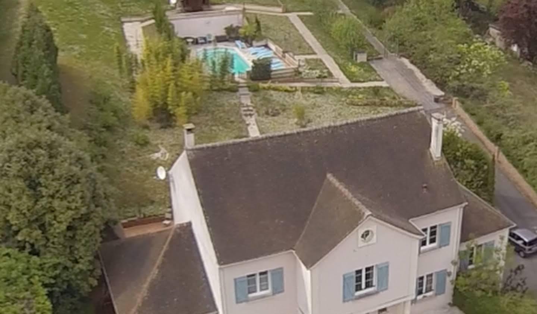 Maison avec piscine et jardin Parmain