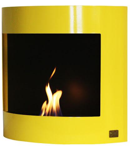 Bonneville Crazy - Yellow