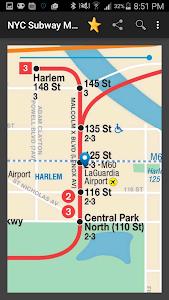 New York Subway Map (NYC) screenshot 7