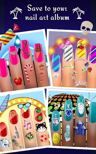 Nail Art Designs Nail Manicure Games For Girls Apk Download