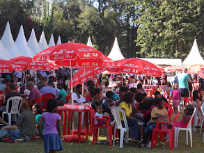 Photo: Taste of Addis festival