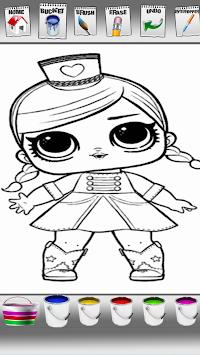 Download Lol Dolls Sürpriz Yumurta Ve Evcil Hayvan Boyama Kitabı Apk