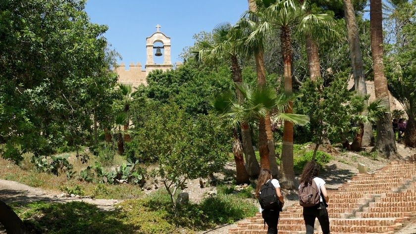 Cojunto Monumental La Alcazaba, uno de los grandes atractivos turísticos de Almería.