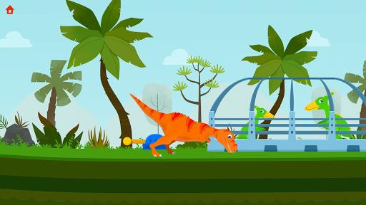 Code Triche Jurassic Rescue - Dinosaur Games in Jurassic! APK MOD screenshots 4