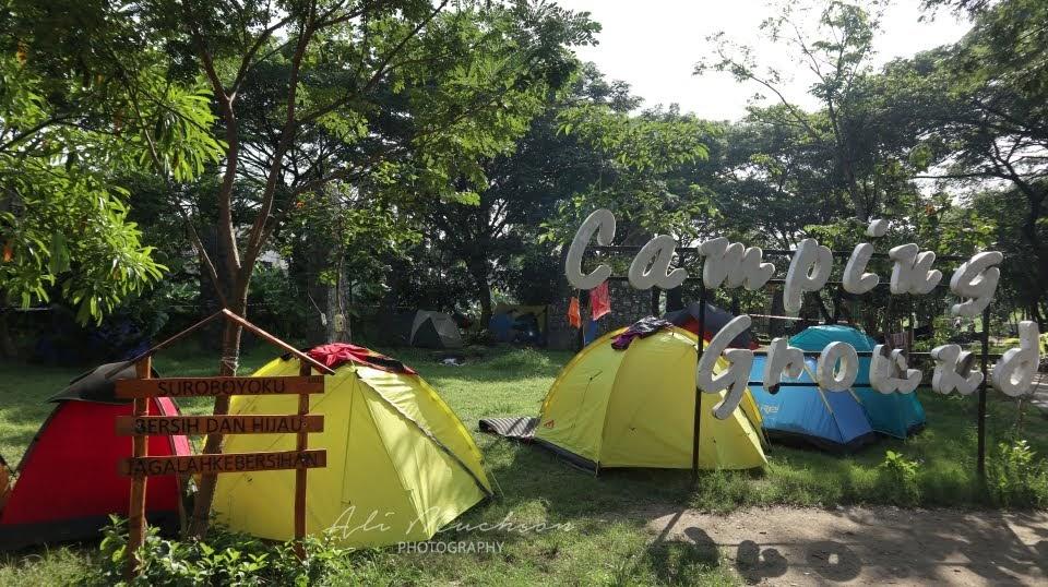 Kebun Bibit Wonorejo Surabaya
