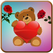 ♥♥ Teddy Love Stickers & Emoticons ♥♥