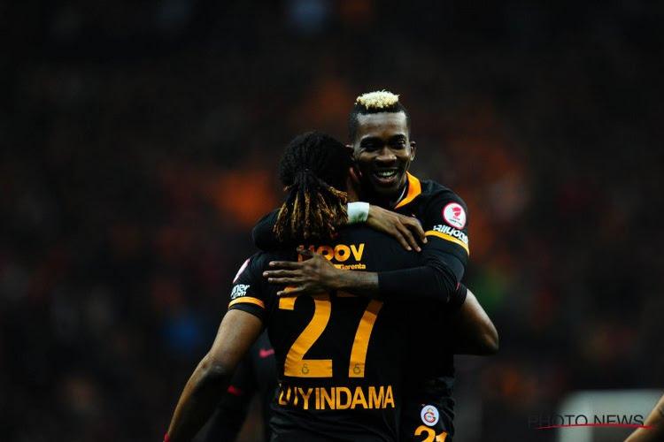 🎥 Un ancien joueur de Pro League offre le titre à Galatasaray