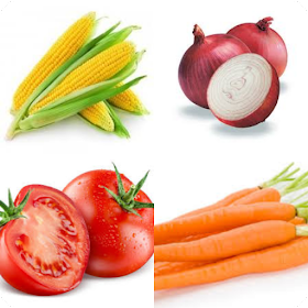 Quiz for Vegetables
