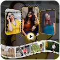 Photo Video Maker With Music And Lyrics icon
