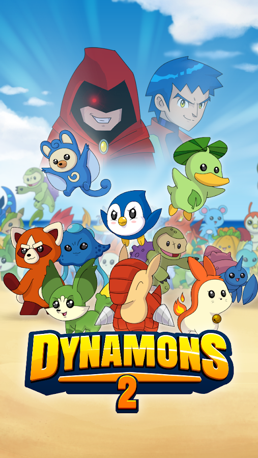 Dynamons 2 - Android Apps on Google Play