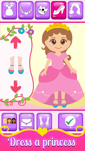 Baby Princess Phone 1.3.9 screenshots 2