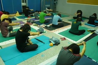 Photo: 20111019養身律動瑜伽