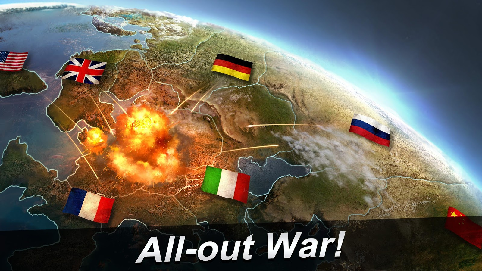 World Warfare- screenshot