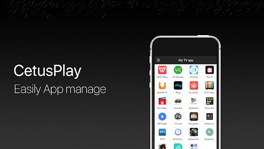 Fire TV Universal Remote Android TV KODI CetusPlay 4.8.0.1 APK + MOD Download 3