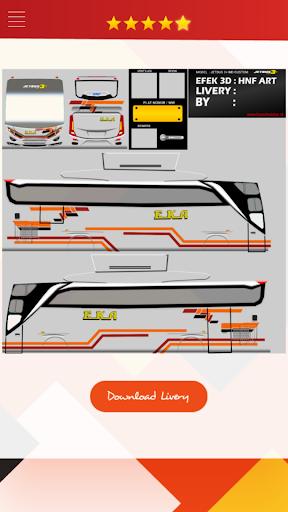 Bus Simulator Livery HD 1.4 screenshots 5