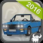 Auto Führerschein 2016 (Kl. B) icon