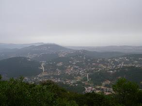 Photo: El Montgrós al fons desde el Turó de les Tres Partions
