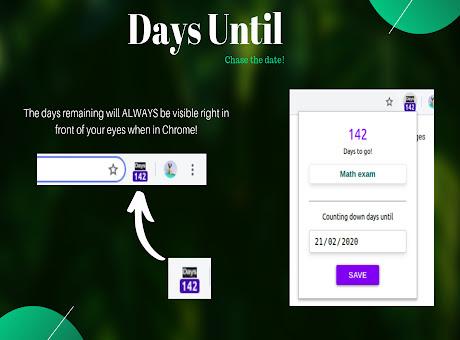 Days Until (Days Countdown)